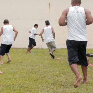 Prática esportiva é usada como terapia em portadores de sofrimento mental