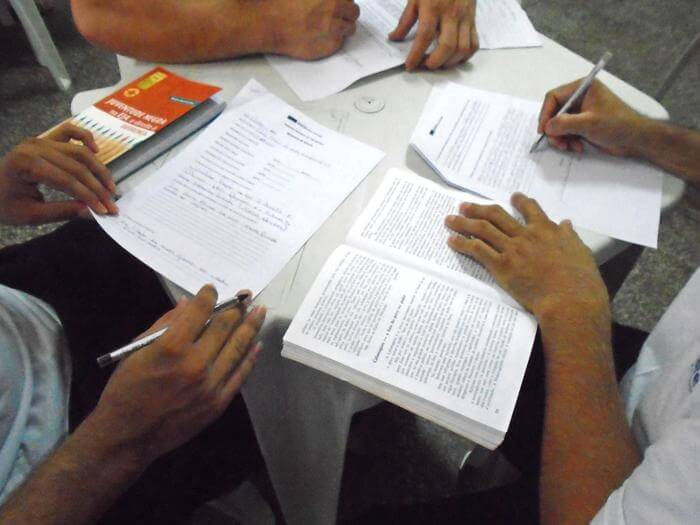 """Presos do Ipat passam por projeto de """"Remição pela Leitura"""""""