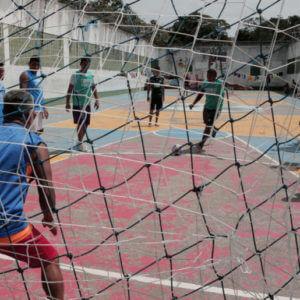 Futsal Presos fazem amistosos de  olho na Copa dos Campeões