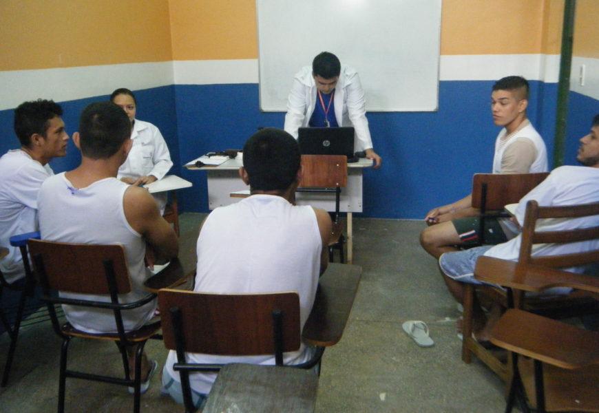 Reeducandos do Compaj participam da 25°edição do projeto de Remição pela Leitura