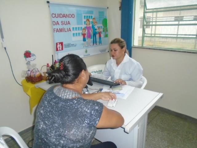 Assistentes Sociais reforçam a Importância da família para os presos