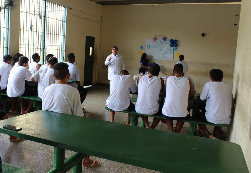 Presídios do Amazonas reforçam projetos de cidadania, gerando mudanças de comportamento entre os presos