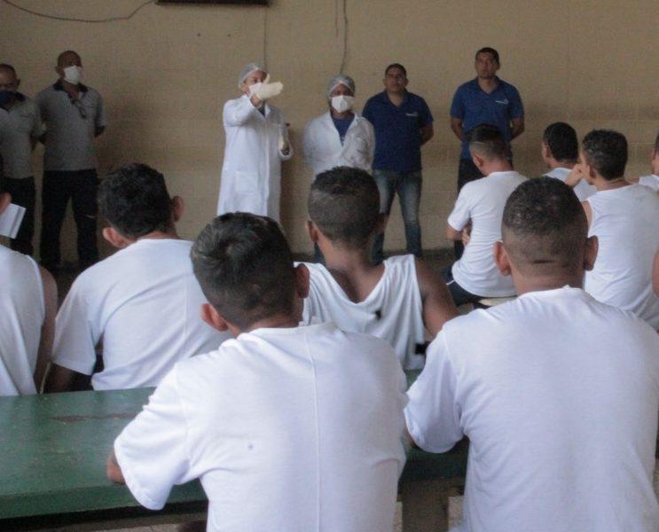 As unidades penais e hospitalares do sistema penal no Amazonas