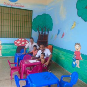 Atividade no Projeto Pequenino reuniu 16 crianças nos dias 29 e 30 de junho